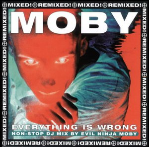 Everything Is Wrong (album) - Image: Everything Is Wrong The DJ Mix Album
