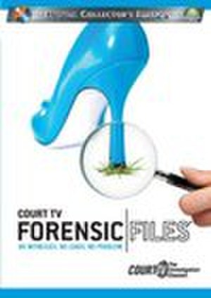 Forensic Files - Cover of the first Forensic Files DVD.