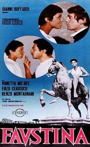 Faustina (1968 film) - Image: Faustina 1968