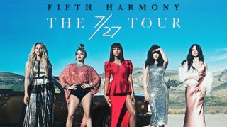 7/27 Tour concert tour by American girl group Fifth Harmony