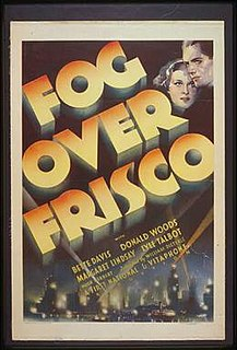 <i>Fog Over Frisco</i> 1934 film by William Dieterle