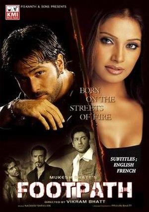 Footpath (2003 film) - DVD cover