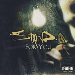 For You (Staind song) - Image: For You cover by staind