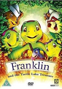 Franklin and the Turtle Lake Treasure - Wikipedia