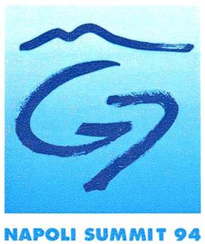 20th G7 summit - 20th G7 summit official logo
