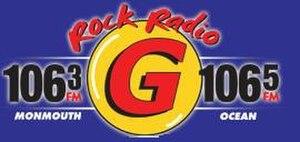 WKMK - G-Rock logo