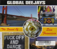 Global Deejays — The Sound of San Francisco (studio acapella)