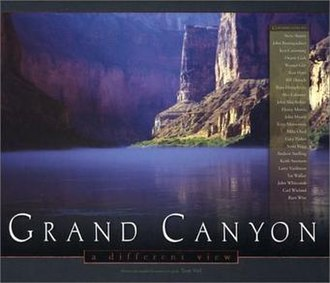 Grand Canyon: A Different View - Image: Grand Canyon Different View cover