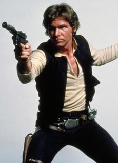 Han Solo Character from the Star Wars universe