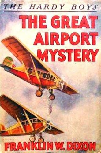 The Great Airport Mystery - Original edition
