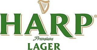 Harp Lager Irish lager