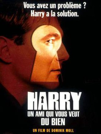 Harry, He's Here to Help - Film poster