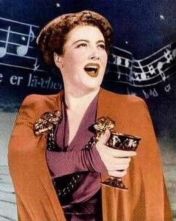 Helen Traubel US-american singer