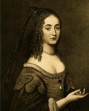 Henriette Marie of the Palatinate - Henriette Marie