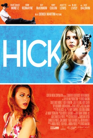 Hick (film) - Theatrical release poster