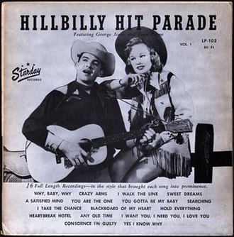 Hillbilly Hit Parade - Image: Hillbilly Hit Parade