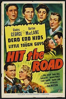 <i>Hit the Road</i> 1941 American crime comedy film directed by Joe May