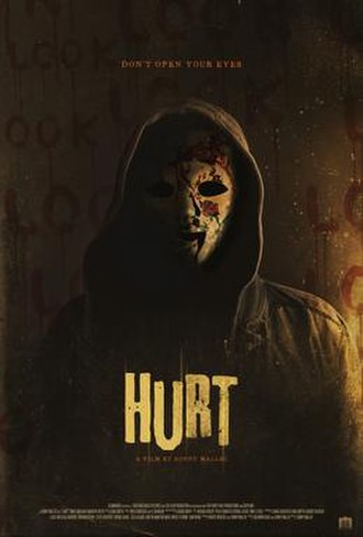 Hurt (2018 film) - Theatrical release poster