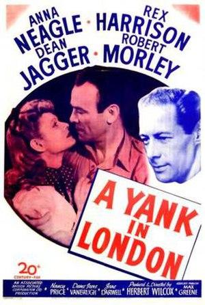 I Live in Grosvenor Square - Image: I Live in Grosvenor Square Film Poster