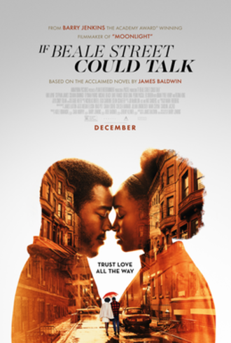 If Beale Street Could Talk (film) - Theatrical release poster