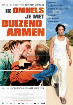 Ik Omhels Je Met 1000 Armen - Film poster