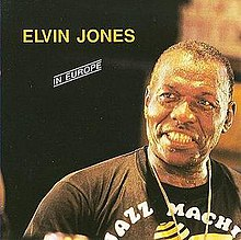 In Europe Elvin Jones Album Wikipedia