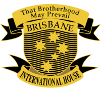 International House shield