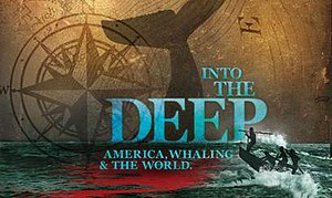 Into the Deep: America, Whaling & the World - Image: Into the Deep America, Whaling & the World