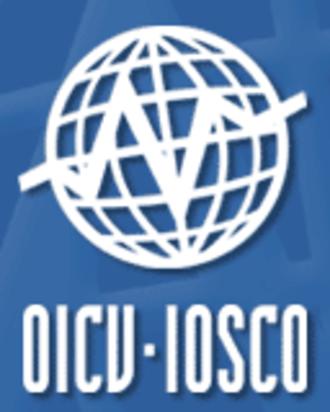 International Organization of Securities Commissions - Image: Iosco logo