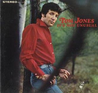 Along Came Jones (album) - Image: It's Not Unusual (Tom Jones album)