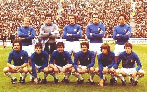 Italia v Francia Mondiale 1978