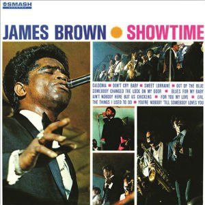 Showtime (James Brown album) - Image: James Brown Showtime