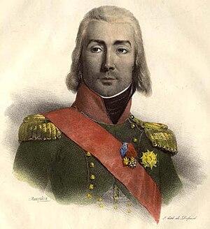 Battle of Medina de Rioseco - Marshal Jean-Baptiste Bessières.