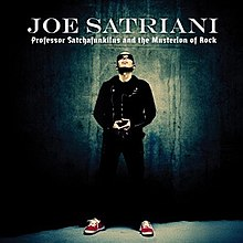 Joe Satriani - Professor Satchafunkilus and the Musterion of Rock.jpg
