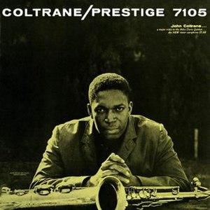 Coltrane (1957 album) - Image: John Coltrane Coltrane