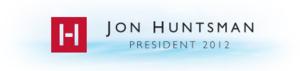 Jon Huntsman presidential campaign, 2012 - Image: Jon Huntsman President 2012