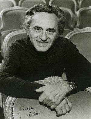 Joseph Stein - Image: Joseph Stein
