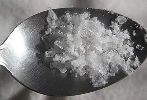 Ketamine dried and scraped
