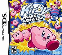 Picture of a game: Kirby Mass Attack