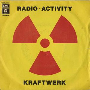 Radioactivity (song) - Image: Kraftwerk Radio Activity 183495
