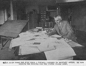 Edward C. Kuhn - Image: Kuhn Office