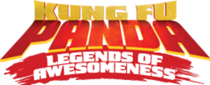 Kung Fu Panda: Legends of Awesomeness - Image: Kung Fu Panda Legends of Awesomeness logo