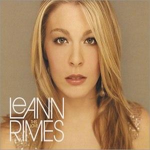 This Love (LeAnn Rimes song) - Image: Le Ann Rimes This Love