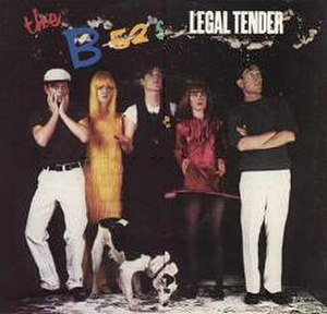 Legal Tender (song) - Image: Legal Tender single