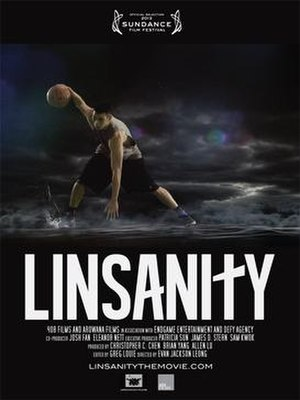 Linsanity (film) - Theatrical release poster