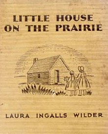 Little House on the Prairie first edition front.jpg