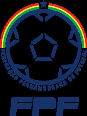 Federação Pernambucana de Futebol - Image: Logo Pernambuco Football Federation