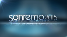 Logo of the Sanremo Music Festival 2015.png