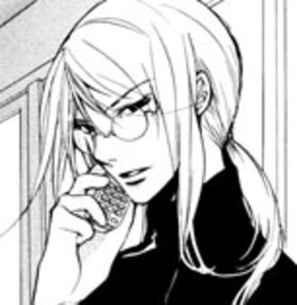 Loveless (manga) - Soubi Agatsuma as he appears in the manga