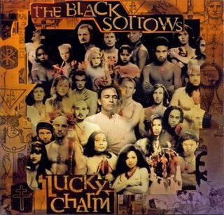 <i>Lucky Charm</i> (album) 1994 studio album by The Black Sorrows